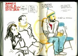 ilustraciones de Enrique Flores