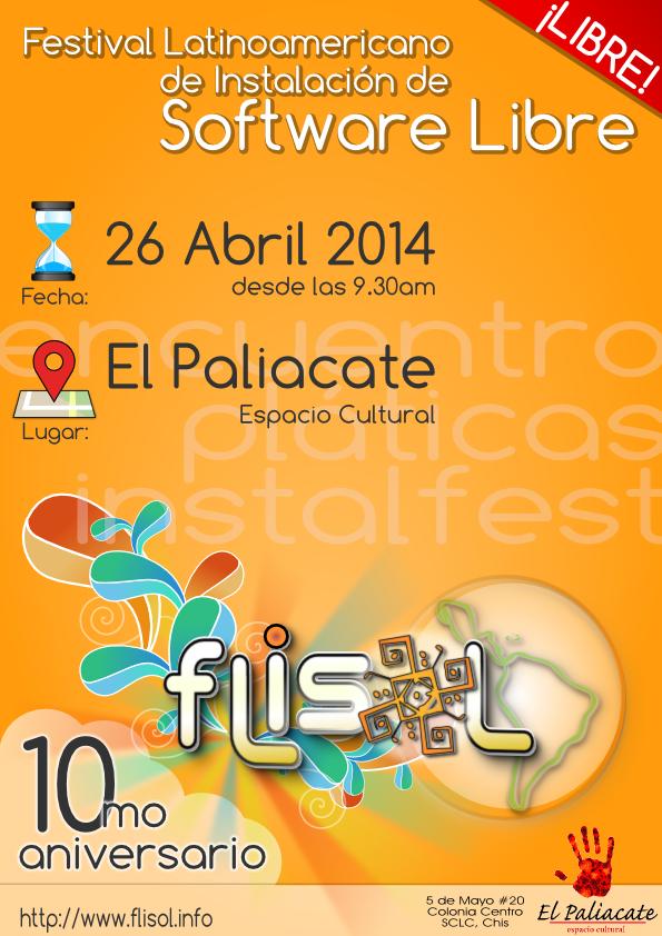 flisol-2014-afiche