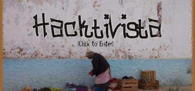hacktivistas
